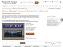 Raymour Flanigan Furniture And Mattress Outlet