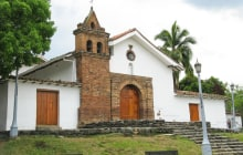 San Antonio church, Cali (Colombia) © Alberto Loyo
