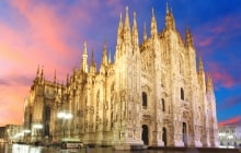 Milan cathedral dome - Italy © Tomas1111