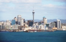Auckland, New Zealand - the largest and most populous urban area in the country © Jiri Foltyn