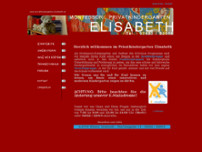 Privatkindergarten Elisabeth website screenshot