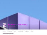 Babsis Tanzschule OG website screenshot