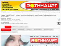 Werbetafel Hinweistafel Offlineshop Malerei Tirol Rothhaupt