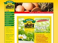 LANDOLD FRESH website screenshot