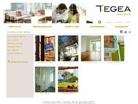 TEGEA Investment GmbH website screenshot