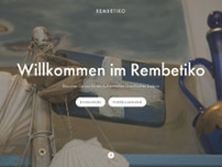 Rembetiko website screenshot