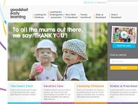ABC Developmental Learning Centre - Byron Bay South website screenshot
