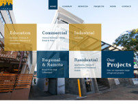 James Trowse Constructions Pty Ltd website screenshot