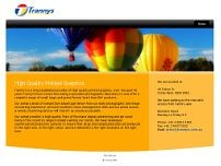 Trannys Pty Ltd website screenshot