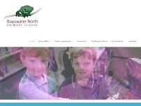 Bayswater North Primary School website screenshot