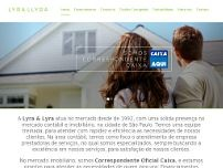Lyra & Lyra Assessoria Auditoria e Contabilidade S/C Ltda website screenshot