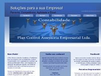 Plan Control Assessoria Empresarial Ltda website screenshot