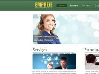 Empreze Consultoria Empresarial Ltda website screenshot