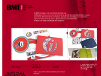 B&MT Design Competitivo website screenshot