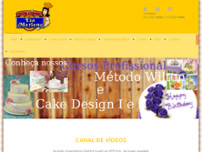 Empório do Artesanato website screenshot