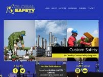 Global Safety Ltd. website screenshot