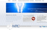 Wallach Professional Corporation website screenshot