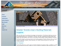The Roofers Edge Roofing Supply Ltd