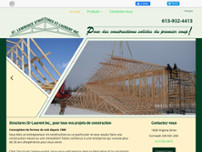 St Lawrence Structures website screenshot