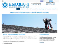Danforth Roofing Supply Ltd