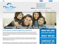 Flin Flon Insurance Agency (2002) Ltd website screenshot