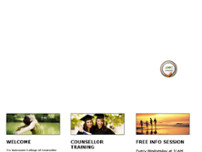 Vancouver College Of Counsellor Training website screenshot