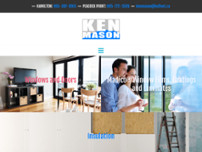 Ken Mason Insulation website screenshot