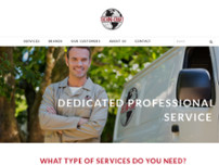 Techni-Craft Equipment Services Limited website screenshot
