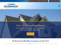 Guildwood Construction Ltd website screenshot