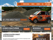 Materre En Vrac website screenshot