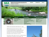 Niblett Environmental Associates Inc website screenshot