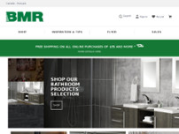 BMR, Donais & Fils Inc website screenshot