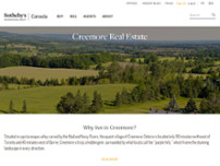 Sotheby's International Realty Canada website screenshot