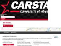 CARSTAR Laval Chomedey website screenshot