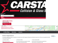 CARSTAR Perth website screenshot