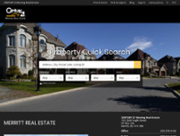 Century 21 Moving Real Estate website screenshot