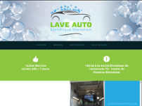 Lave Auto Esthétique Stoneham website screenshot