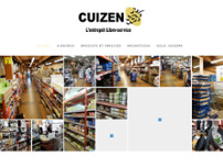 Cuizen Libre Service website screenshot