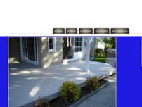 Les Dec-K-Ing Beauce Patios website screenshot