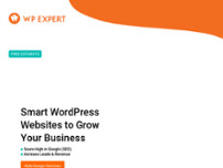 WP Expert - WordPress website screenshot