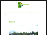 Schefer's Garten GmbH website screenshot
