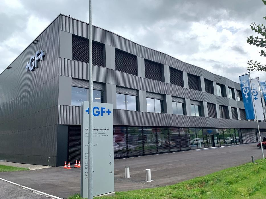 Bilder GF Machining Solutions , Headquarter