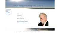 Siegfried Reitz website screenshot