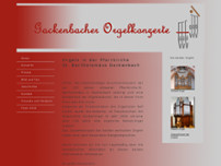 Agentur Allegretto website screenshot