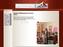 Lis Raumausstattung website screenshot