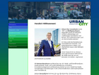 Urban City Consultants website screenshot