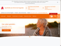 Apotheke am Sömmerringplatz website screenshot
