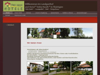 Hohe Reuth website screenshot