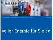 Döring & Neumann GmbH website screenshot