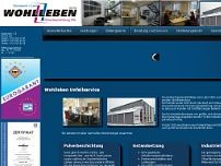 K. Wohlleben website screenshot